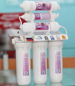 Máy lọc nước nano mới nhất