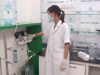 Thử nghiệm vật liệu xử lý Nitrit trên thực tế