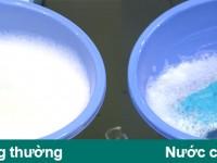 Tác hại của nước cứng đối với đời sống sinh hoạt