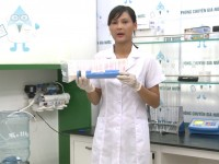 Vị nước luôn ngọt tự nhiên khi sử dụng máy lọc nước nano?