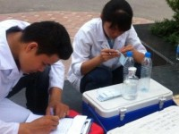 Enterbuy Việt Nam là đơn vị  đầu tiên tại Hà Nội thực hiện nhiều chương trình xét nghiệm nước sinh hoạt miễn phí cho người dân