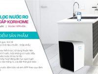 máy lọc nước Ro Korihome WPK 606
