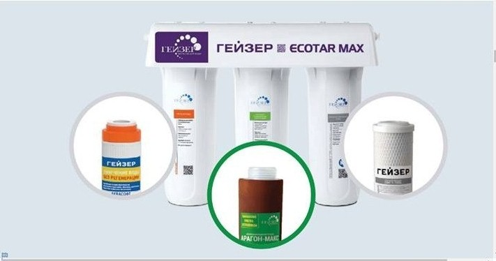 Geyser Ecotar Max