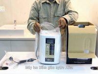 Sức mạnh bất ngờ từ việc uống nước ion kiềm giàu hydro đúng cách