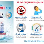 Tại sao nên chọn máy lọc nước Nano 3M FF100