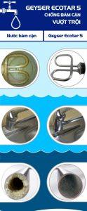 Công nghệ xử lý nước bám cặn