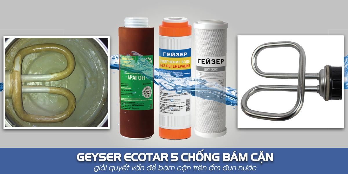 Máy lọc nước Geyser Ecotar 5