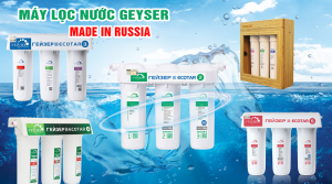 Máy lọc nước nano Geyser
