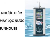 Đánh giá các ưu, nhược điểm của máy lọc nước Sunhouse