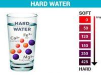 Nước cứng là nước có hàm lượng Ca++ và Mg++ cao hơn mức tiêu chuẩn cho phép
