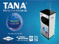 Công nghệ RO tạo nước tinh khiết