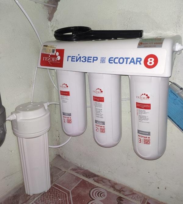 Siêu phẩm máy lọc nước không dùng điện