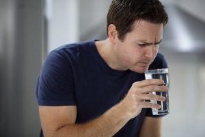 Tác hại của nước máy có mùi lạ