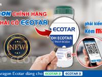 [QUAN TRỌNG]Ra mắt lõi lọc nước Aragon Ecotar chính hãng tại Việt Nam