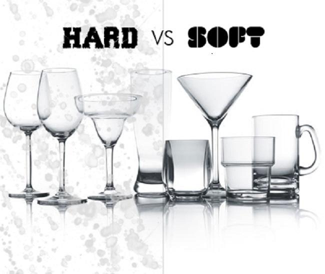 Dấu hiệu phân biệt nước cứng và nước mềm