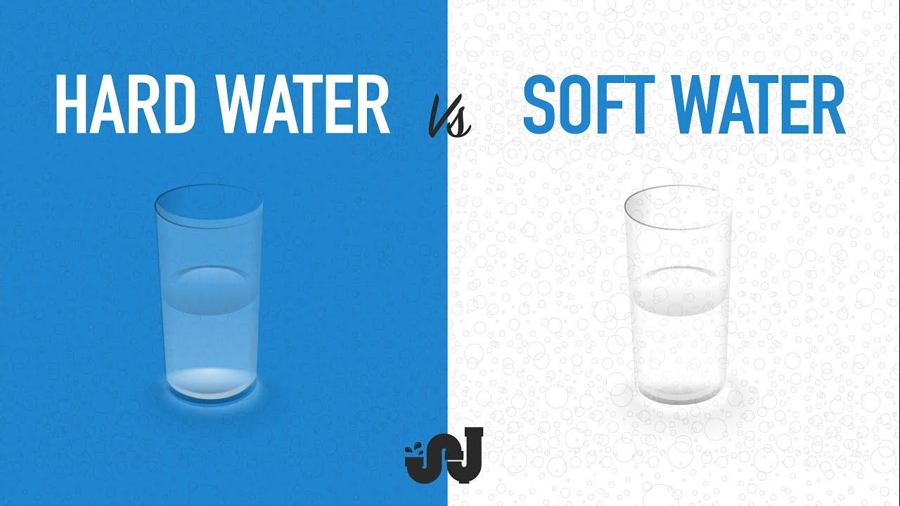 Sự khác nhau giữa nước cứng và nước mềm