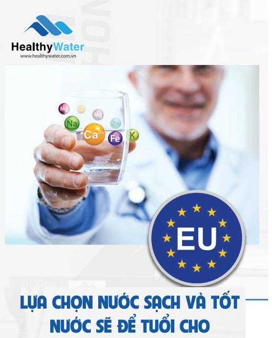 Nước không chỉ sạch còn tốt cho sức khỏe